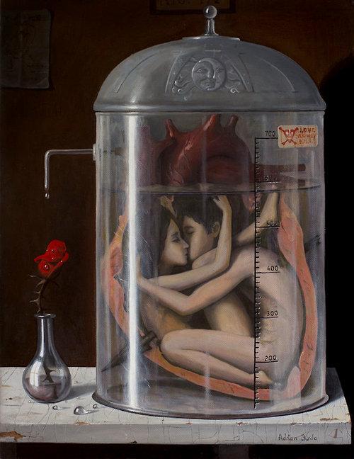 Adrian Borda - Love Slowly Kills
