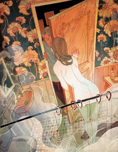 Victo Ngai - illustrator -sweet dreams -