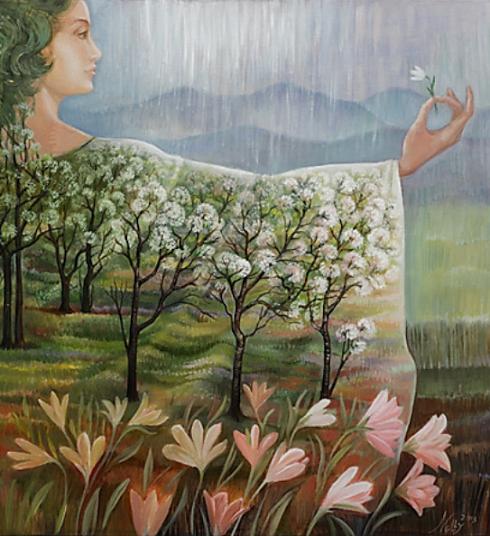 Valeri tsenov - Nature dress