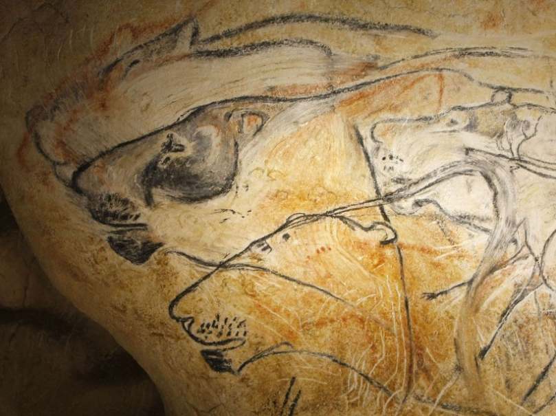France Chauvet Cave Replica