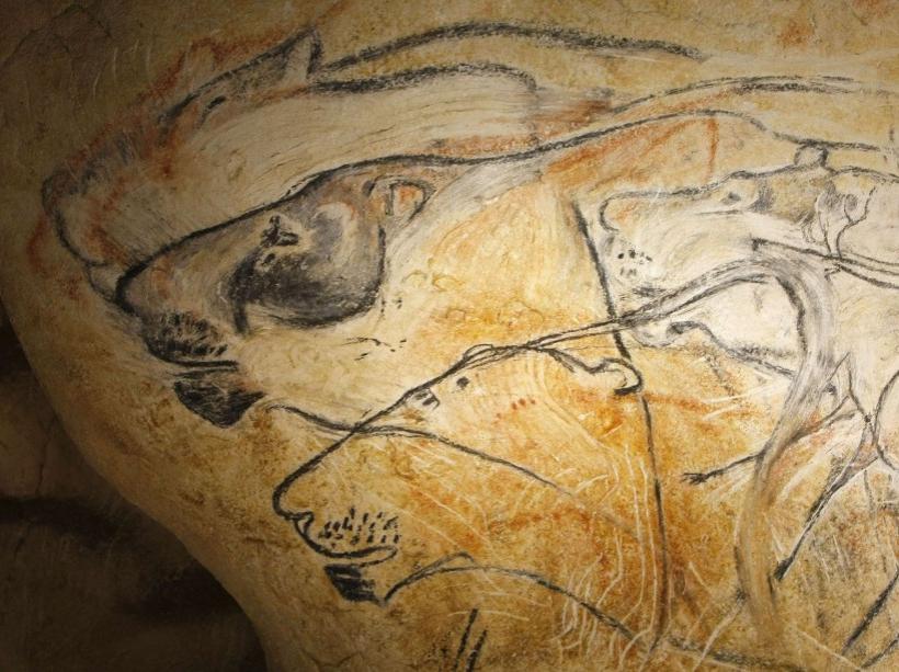 France Chauvet Cave Replica