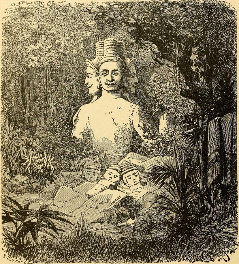 brahma-statue
