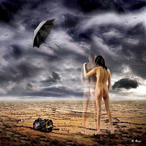Michael-Maier-1-Fantasy-Emotions-Grief-Contemporary-Art-Post-Surrealism